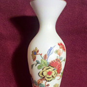 Vintage Italian Art Glass Vase in Perfect Condition