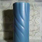 "Red Wing Pottery 733 12"" Blue Vase"