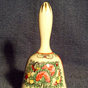 Rose Medallion Bell (No.2) in Perfect Condition