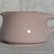 Iroquois Russel Wright Casual Pink Sherbet Creamer