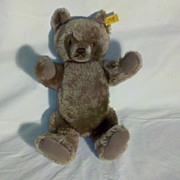 Steiff Mohair Bear 0202 36 in Perfect Condition