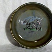 Wade 6 1/2 Inch Bowl Irish Jaunting-Car in Excellent Condition