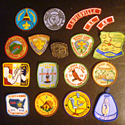 1960's Old Kentucky Home Camp Covered Bridge Rough River Reservation Boy Scout BSA Collection