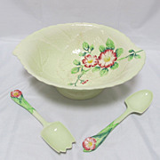 Carlton ware salad set