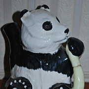 Beswick China Panda Teapot
