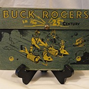 Buck Rogers in the 25th C. Pencil Box 1936