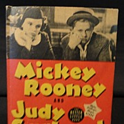 Mickey Rooney and Judy Garland The Better Little Book 1493