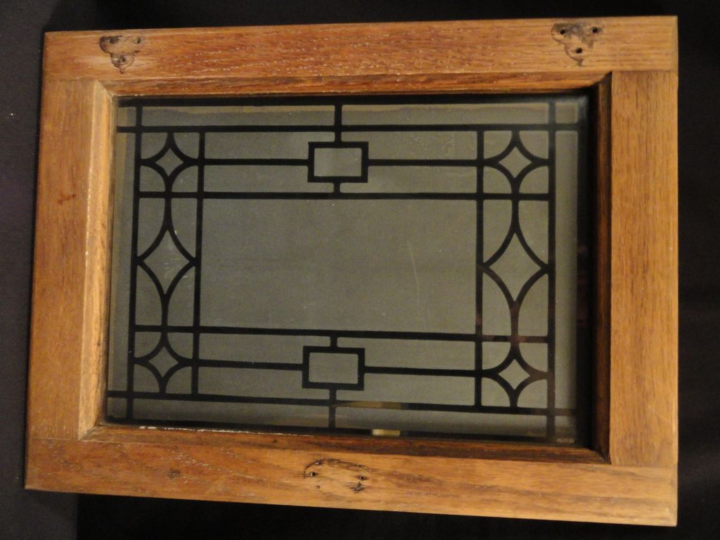 768 #AB6E20 How To Make Cabinet Doors With Glass Panels EHow.com pic Doors With Glass Panels 42511024