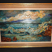 Original Contemporary Seascape