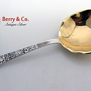 SALE Old Medici Berry Spoon Sterling Silver Gorham 1880