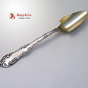 Old English Cheese Scoop Towle Sterling Silver 1892
