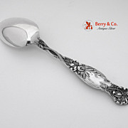 SALE Frontenac Tablespoons Patent 1903 International Sterling Silver No Monogram