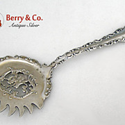 Cucumber Server St Louis Watson Dragon Sterling Silver 1904
