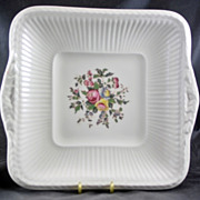 Wedgwood Cake Plate in the CONWAY Pattern