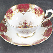 Paragon Fine English Bone China Cup & Saucer
