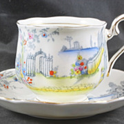 Royal Albert Cup & Saucer Rosedale