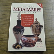 Antique Trader Metalwares Price Guide 2003 free shipping