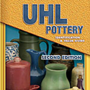 Uhl Pottery Identification & Value Guide 2nd Edition Free Shipping