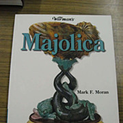 Warman's Majolica: Identification and Price Guide Used Bargain Paperback Book