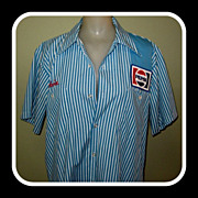Vintage Pepsi Shirt, Distributor / Driver, Vintage USA