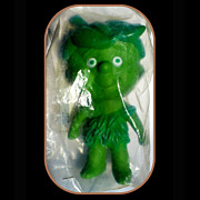 Little Sprout Doll, Jolly Green Giant, Mint Mail Away