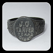 JG Tarver, Texas Giant Ring, Circus Souvenir