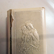 Antique 1896  Catholic's Pocket Manuel or Guide to Jesus Spiritual
