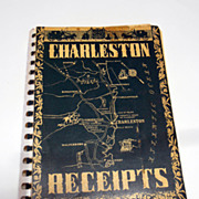 Vintage Southern Charleston Cookbook 1950's Recipes