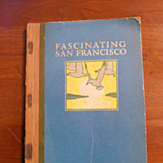Vintage Historical Ephemera San Francisco 1924
