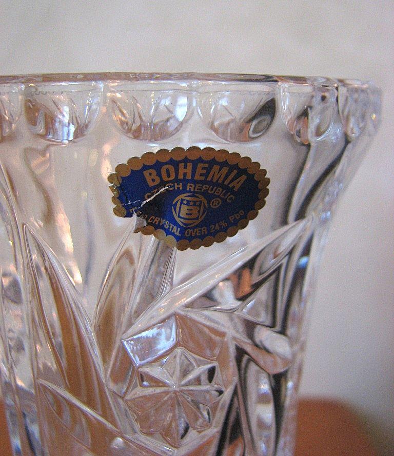 Lead Crystal Vase | ITALIAN-VASES