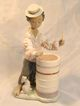 Retired �Caribbean Rhythm� Porcelain Figurine by Lladr�