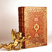 "Fine Eighteenth Century French Royal Armorial Binding w/arms of King Louis XV :""L'Office"