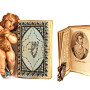 "SALE PENDING Rare Early French Almanac,""Almanac Historique Genealogique"" circa 1808"