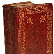 "SOLD Antique Eighteenth Century French Livre d'Eglise ""Le Petit Pariossien Complet"""