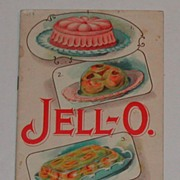 c1915 JELL-O Advertising Cookbook  Wonderful graphics