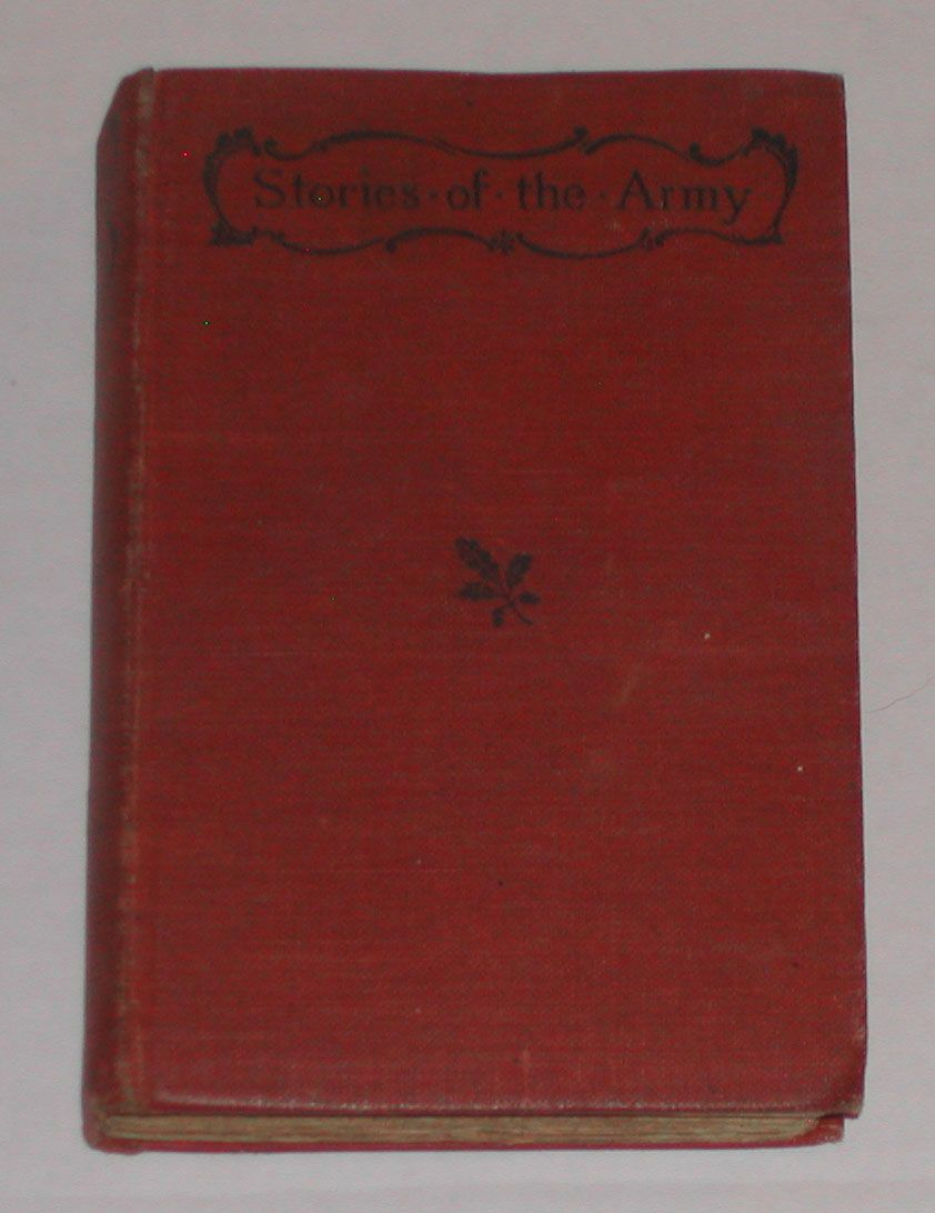 1893 Stories of the Army Book Charles Scribners Armstrong Heard Nott Mathews