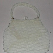 c.1960s Marcus Brothers Beaded Purse Handbag