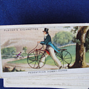 REDUCED Full Set of 1939 Cycling Cigarette Cards, John Player & Sons