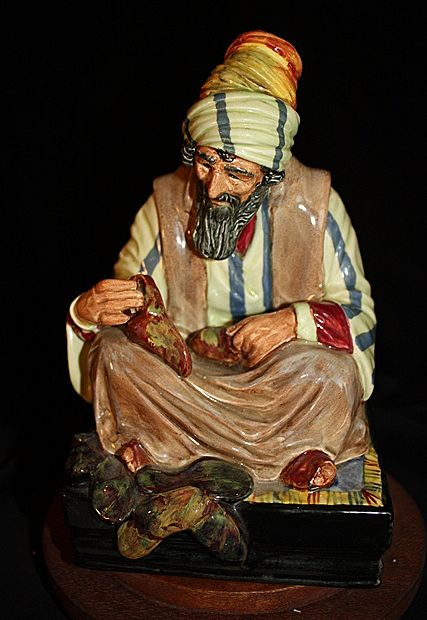 "Royal Doulton, HN 1706, ""The Cobbler"""