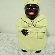 Vintage Mammy Cookie Jar by Pearl China Co.