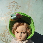 SOLD Lovely Lenci Lucia Doll circa 1930s