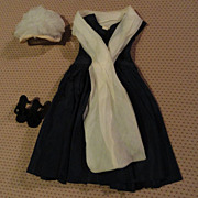 SOLD Madame Alexander Cissy Dress, Hat, and Stole