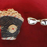 SOLD 1950's Cissy Sunglasses and Summer Bag