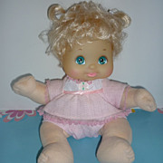 Mattel -Canadian ~My Child-My Loving Baby Doll-Original Outfit 1987-88