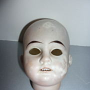 Armand Marseille 1894 Doll Head-Dug Up From 7 Feet Down