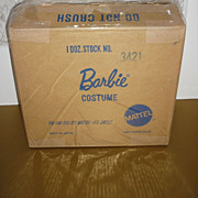Mattel ~Bubbles N Boots-Shipping Crate~#3421 From 1971 - 1972 -Empty