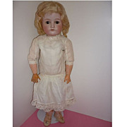 "Cuno & Otto Dressel 1912 4 Doll -22"" Tall - Completely Original"