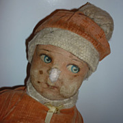 1930's Dean's Doll from Hygienic Toys in England -Sweet Waif