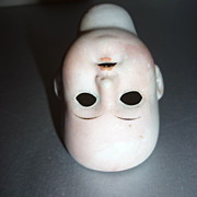 "MOA Antique Doll Head-5"" Circumference -Was Found 7 Feet Down"