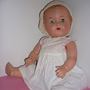 1930's Reliable ~Baby Joan~ Composition Baby Doll - Cute and Chubby